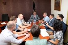 Արկադի Բալյանն ընդունեց ՌԴ Նիժնի Նովգորոդի շրջանի պատվիրակությանը