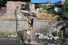 Collapse in Sari Tagh