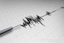 Землетрясение в 9 км к северо-востоку от села Ашоцк