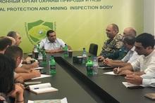 Քաղաքացիական պաշտպանության միջոցառումներ Բնապահպանության և ընդերքի տեսչական մարմնում և ՊՎԾ-ում