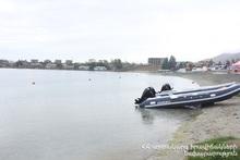 По положению 5-го сентября уровень воды озера Севан составляет 1900.62 м, который равен уровню того же дня предыдущего года: информация об озере Севан