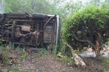 ՃՏՊ Ապարան-Ստեփանավան ավտոճանապարհին. կան տուժածներ