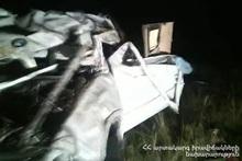 ДТП на автодороге Гавар-Севан: есть погибший