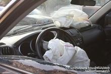 ДТП на автодороге Севан-Мартуни-Гетап