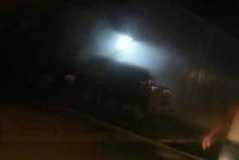 Пожар в автомобиле: пострадавших нет