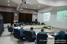 Consultation in the Rescue Service of MES