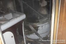 Пожар в одной из квартир: пострадавших нет