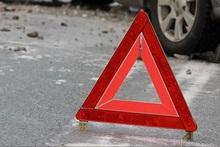 Running down accident in Garegin Nzdeh street
