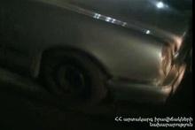 ДТП в городе Абовян: пострадавших нет