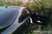 ДТП на автодороге Ноемберян-Воскепар: водитель скончался на месте