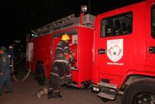 Այրվել է մոտ 4000 քմ խոտածածկույթ և 5 ծառի կոճղ