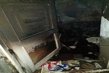 Fire in Batikyan street: there was a dead-victim