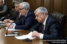 Parliamentary hearings on ''Resistant Armenia''