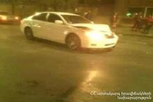 ДТП на проспекте Аршакуняц: есть пострадавший