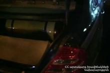 Спасатели устранили утечку газа из автомобиля