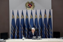 Minister Feliks Tsolakyan held a consultation