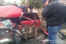 RTA in Artik town: there was a victim