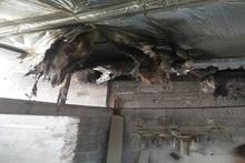 Հրդեհ կահույքի արտադրամասում. մասամբ այրվել են տանիքի փայտյա կառուցատարրերը