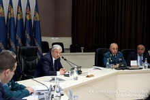 Session of the Republican Committee Assessing Damages to Physical and Juridical People as a result of Emergency Situations was held
