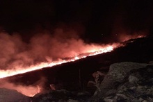 About 15 ha of grass area were burnt in Ishkhanasar village