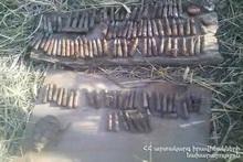 Ammunition was found in Nurnus village: rescuers blocked off the scene