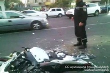RTA on Arshakunyats Avenue: there was a casualty