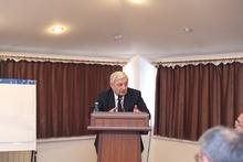 ԱԻՆ-ն անցկացնում է «Աղետների ռիսկի կառավարման արդիական հարցեր» թեմայով գիտաժողով