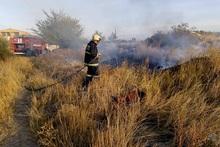 Հրշեջ-փրկարարները մարել են խոտածածկ տարածքներում բռնկված հրդեհները՝ ընդհանուր ընդգրկելով մոտ 16.2 հա տարածք