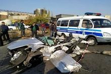 ՃՏՊ Դավիթ Բեկի փողոցում. վարորդը տեղում մահացել է