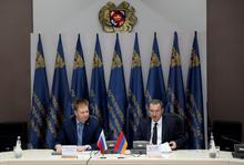 Տեղի ունեցավ Ռուս-Հայկական մարդասիրական արձագանքման կենտրոնի վարչության նիստը