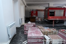 34 Fire and Rescue Squads were completely renovated. 300 million AMD was saved