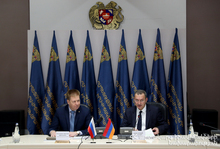 The meeting of the Board of the Russian-Armenian Humanitarian Response Center was held