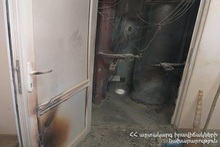 Fire in the building of the Real Estate Registration Unified Department of the Cadastre Committee: there were no casualties