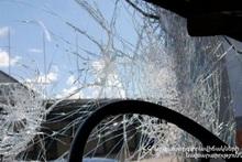RTA on Bagratunyats Avenue: there were casualties