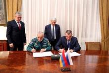ԱԻ նախարար Ֆելիքս Ցոլակյանն ընդունել է Ռուսաստանի Դաշնության Քաղաքացիական պաշտպանության ակադեմիայի պատվիրակությանը