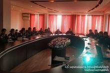 Учение по теме ''Гражданская оборона в случае обрушения плотины Азатского водохранилища''