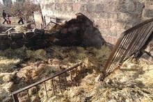 Հրդեհ Ազատան գյուղում. տուժածներ չկան