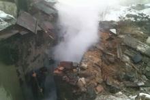 Հրդեհ Ջաղացաձոր գյուղում