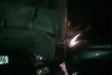 Երևան-Մեղրի ավտոճանապարհին տեղի է ունեցել ՃՏՊ. տուժածներ չկան