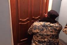 Փրկարարները բացել են փակված դռները