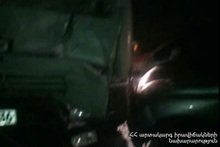 RTA on Yerevan-Meghry highway: there were no casualties