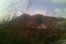 Այրվել է մոտ 700 քմ խոտածածկույթ