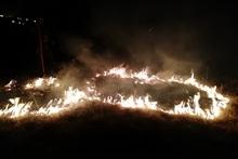 Այրվել է մոտ 2 հա խոտածածկույթ