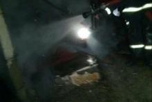 Վանաձոր քաղաքում այրվել է զրուցարան