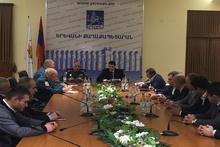 Մեթոդական և գործնական օգնություն՝ Երևան քաղաքի քաղաքացիական պաշտպանությանն ուղղված