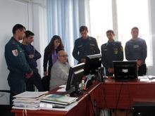 ՃԿՊԱ ուսանողների պրակտիկան Սեյսմիկ պաշտպանության ծառայությունում