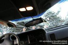 RTA on Yerevan-Gyumri highway: there was a victim
