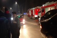 RTA in Shirak street: there were casualties
