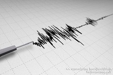 Earthquake hits 16 km South from Barda