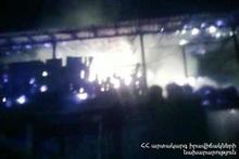 Пожар в селе Елпин: пострадавших нет
